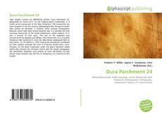 Bookcover of Dura Parchment 24