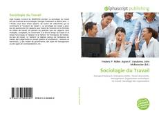 Bookcover of Sociologie du Travail