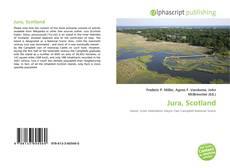 Bookcover of Jura, Scotland