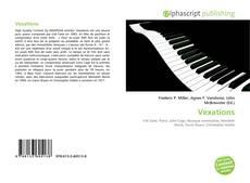 Обложка Vexations