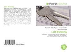 Lock Bumping kitap kapağı