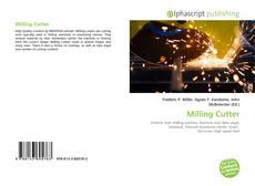 Capa do livro de Milling Cutter