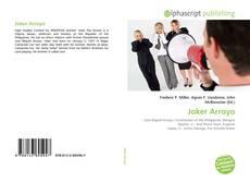 Bookcover of Joker Arroyo