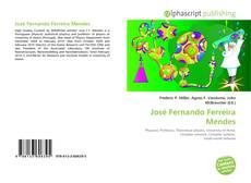 Bookcover of José Fernando Ferreira Mendes