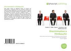 Discrimination à l'Embauche的封面
