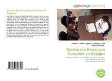 Borítókép a  Gestion des Ressources Humaines en Belgique - hoz
