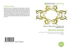 Buchcover von Martina Arroyo