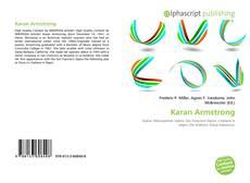 Karan Armstrong kitap kapağı