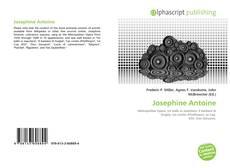 Portada del libro de Josephine Antoine