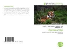 Bookcover of Hermann Tilke