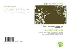 Обложка Marchand-mercier