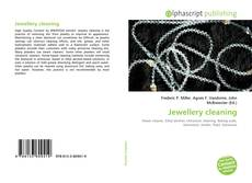 Bookcover of Jewellery cleaning