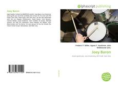 Bookcover of Joey Baron