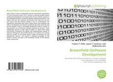 Buchcover von Brownfield (Software Development)