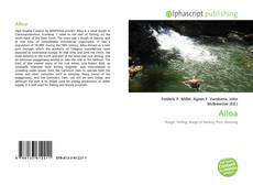 Buchcover von Alloa