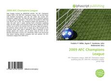 Bookcover of 2009 AFC Champions League