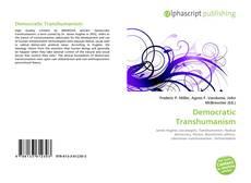 Copertina di Democratic Transhumanism