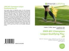 Bookcover of 2009 AFC Champions League Qualifying Play-off