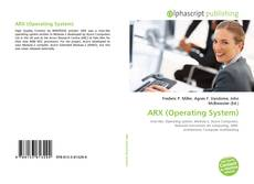Bookcover of ARX (Operating System)