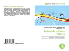 Capa do livro de Partage de la Valeur Ajoutée