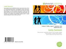 Bookcover of Leela Samson