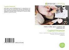 Capa do livro de Capital Financier