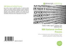 Portada del libro de IBM Rational Unified Process