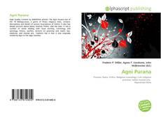 Buchcover von Agni Purana
