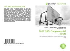 Bookcover of 2001 NBDL Supplemental Draft