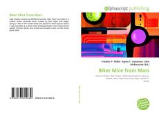 Bookcover of Biker Mice from Mars