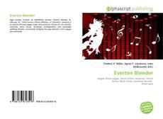 Buchcover von Everton Blender