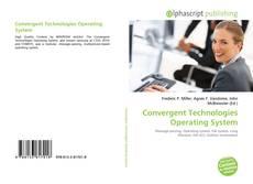 Borítókép a  Convergent Technologies Operating System - hoz