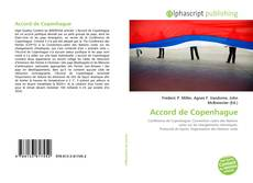 Bookcover of Accord de Copenhague