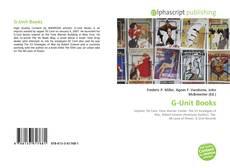 G-Unit Books的封面