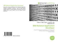 Portada del libro de IBM Rational Application Developer