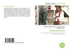 Copertina di Greenery Press