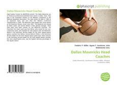 Bookcover of Dallas Mavericks Head Coaches