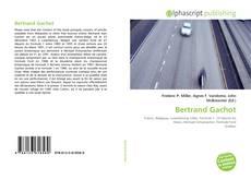 Portada del libro de Bertrand Gachot
