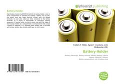 Couverture de Battery Holder