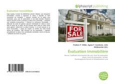 Couverture de Évaluation Immobilière