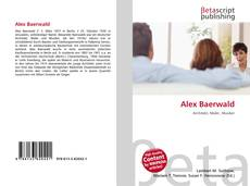 Alex Baerwald的封面