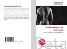 Patient-Reported Outcome kitap kapağı