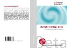 Portada del libro de Ramphotyphlops Silvia