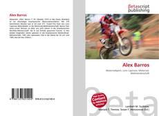 Alex Barros的封面