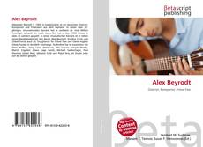 Bookcover of Alex Beyrodt