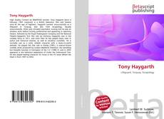 Bookcover of Tony Haygarth