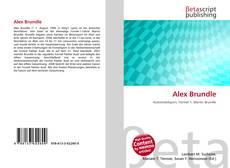 Bookcover of Alex Brundle