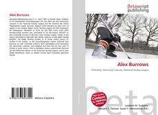 Buchcover von Alex Burrows