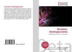Обложка Rampton, Nottinghamshire