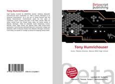 Couverture de Tony Humrichouser